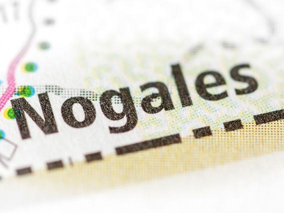 Assessing Nogales, Arizona's Major Border Port of Entry