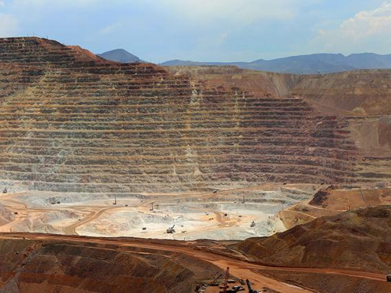 Copper Ore: Arizona's Old Treasure-Today's Top Export